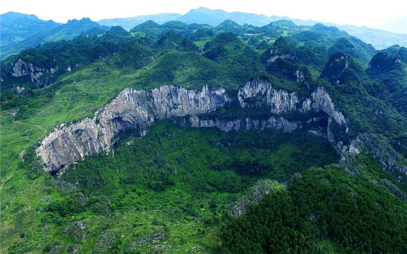 Xingwen stone forest