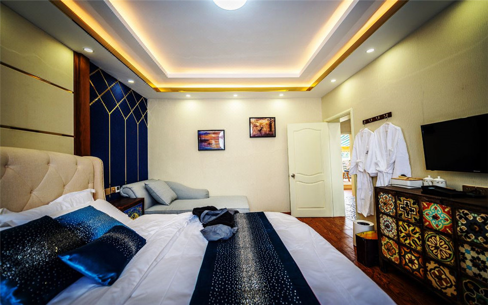 Guestroom - Double Occupancy (Double bed)