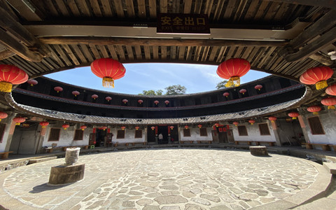 """Living World Heritage""- Fujian Tulou"