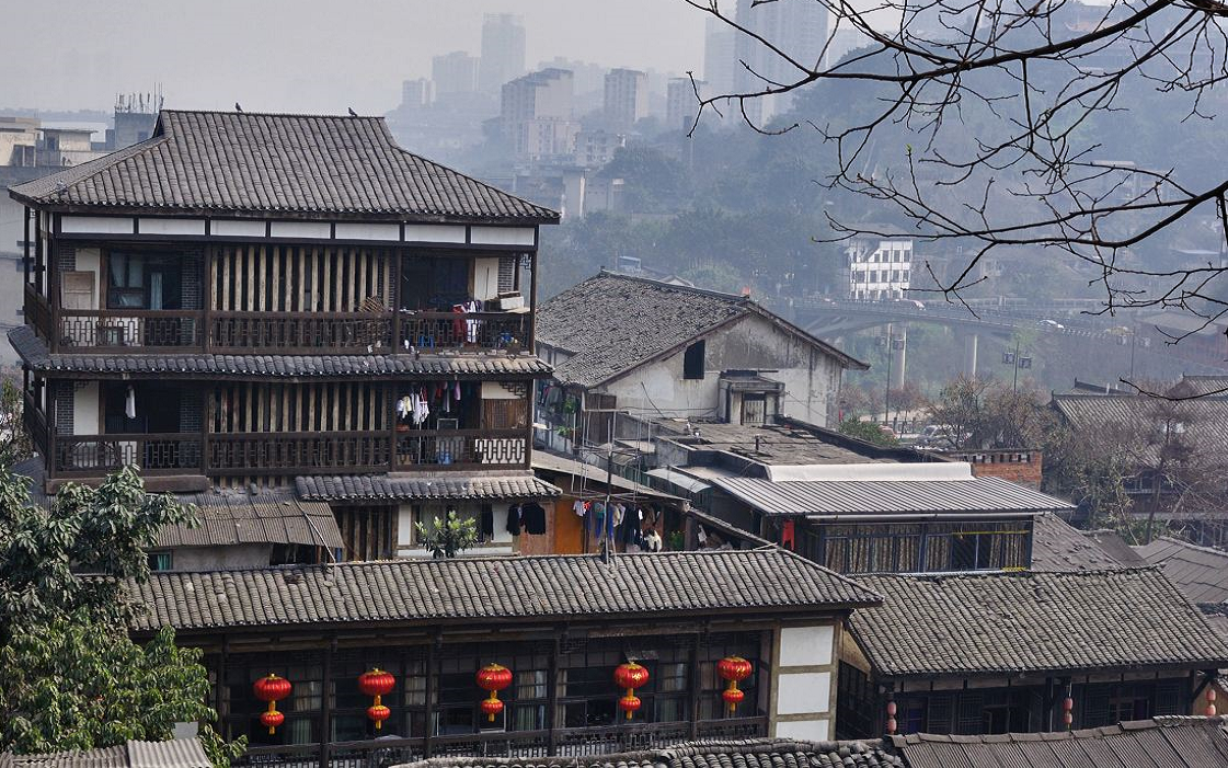 Ciqikou Old tTown