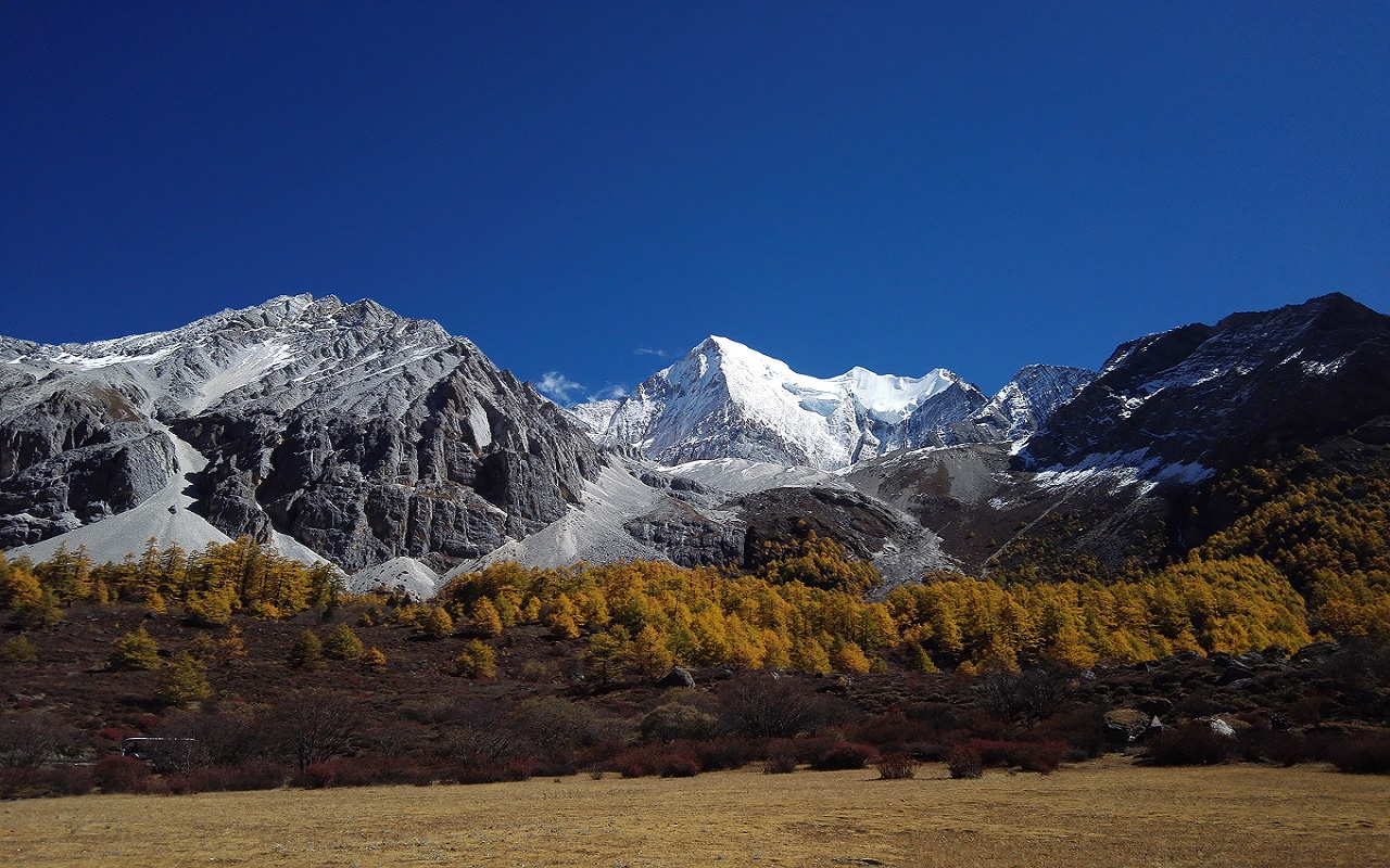 Yading Snow Peak