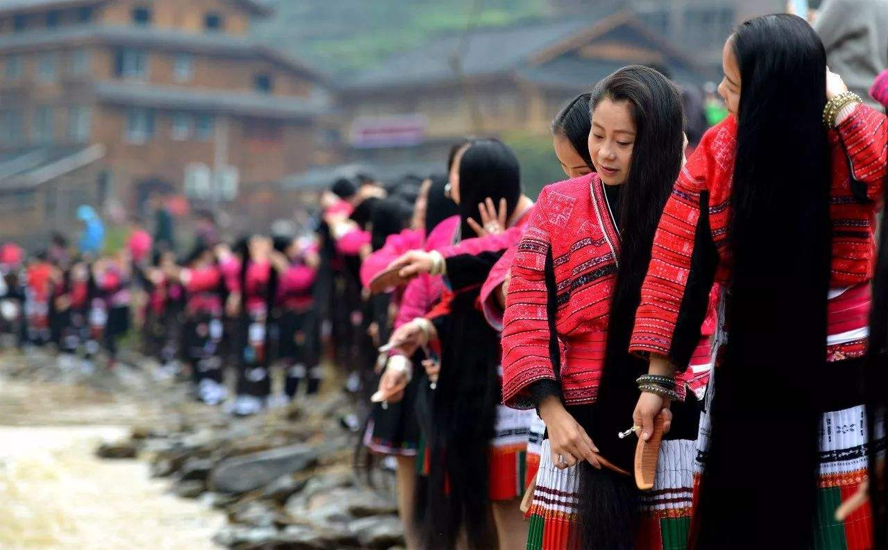 1 Day Longji Rice Terraces and Yao Minority Village Long hair Show (Group Tour)