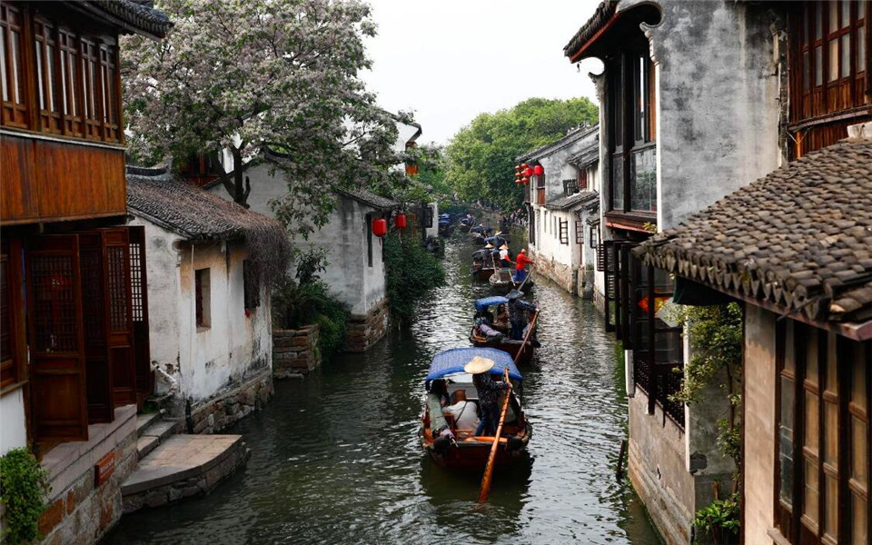 1 Day Zhouzhuang Water Town Tour from Shanghai