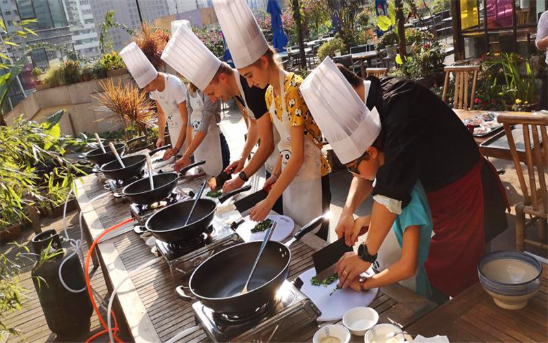 Chengdu Cooking Class to Learn Chinese Food Spicy Sichuan Cuisine