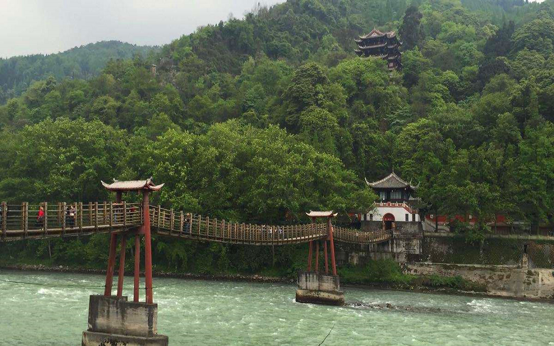 Dujiangyan Irrigation System and Qingcheng Mountain Day Tour