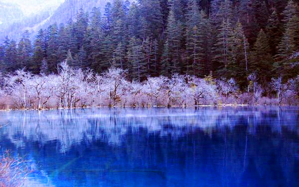 3 Days Jiuzhaigou Winter Budget Tour