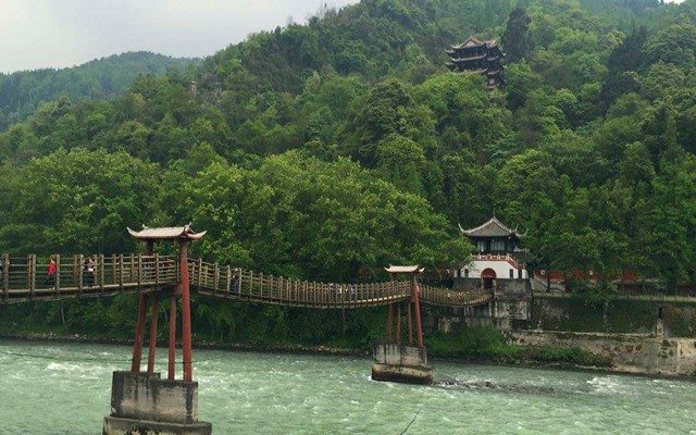 1 Day Dujiangyan Irrigation System and Mt. Qingcheng Tour